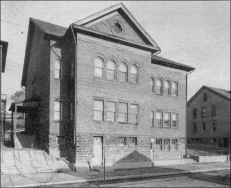 1901 school