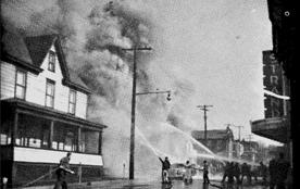 Sloan Fire 1952