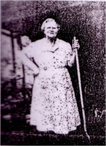 Mrs. Mae Garris Shirey